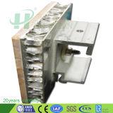 Les panneaux en fibre de verre léger Stone Honeycomb pour la Décoration de mur extérieur