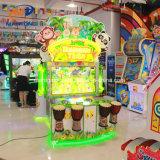 Máquinas de jogos de arcada Coin operaçãomáquina de resgate Tambourine tribo