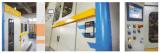 Colchón de resorte de bolsillo Coiler de alta velocidad de la máquina (LR-PS-OV)