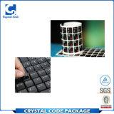 Laptop-arabischen Tastatur-Aufkleber-Kennsatz kundenspezifisch anfertigen