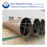 ERW LaswのSSAWによって溶接される鋼鉄管および管S235 Ss400 X52
