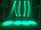Auro 19X15W RGBW 4 en 1 LED de Zoom le déplacement de la tête de lavage de faisceau de l'éclairage LED/ Zoom éclairage de scène.