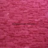 Ватка влияния печатание катиона микро-, ткань куртки (пурпуровое вино)