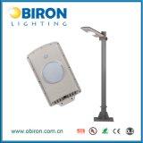 6W Lamp van de Weg van Aio van de Sensor van de motie de Zonne
