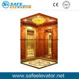 Лифт пассажира вытравливания зеркала нержавеющей стали