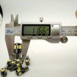 T10 W5w 5630 8 bulbos interiores claros do diodo emissor de luz do diodo emissor de luz auto