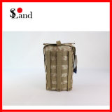 Soft Military Tactical Medical First Aid Kit Utility Pouch Bag 600d Camo