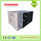 Condizionamento d'aria spaccato canalizzato aria-aria dell'unità