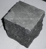 Modificar la piedra de piedra del cubo para requisitos particulares de la piedra de pavimentación del bordillo del granito de la talla