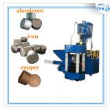 La Chine fabricant à produire à l'ordre de mise au rebut de l'Aluminium Cuivre presse à agglomérer