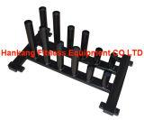 Aptitud, equipo de la gimnasia, máquina body-building, soporte de la barra (12 barras) FW-611