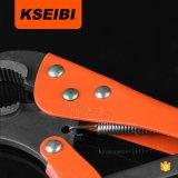 Pinces de verrouillage à mâchoires droites / clé de verrouillage avec coupe-fil