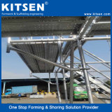 Plus largement utilisé entièrement à usages multiples du système d'échafaudage en acier galvanisé