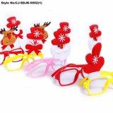 Fiesta de Navidad los niños de la herramienta de presentación de gafas