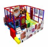 Novo Design playground coberto Carousel