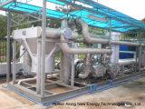 Sistema di trattamento del gas del materiale di riporto di 1200 Nm3/H