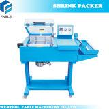 De automatische Verpakkende Machine van de Verzegelaar van de Staaf van L krimpt Verpakkende Machine