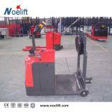 Trator elétrico do reboque de China 2000kg, capacidade da bateria 210ah/24V