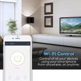 Draadloze Slimme Contactdoos wi-FI voor de Automatisering van het Huis