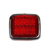 Senken Saej R65 IP67 de la superficie perimetral de la luz ámbar de advertencia (LET1895)