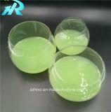 Pet boiões de comida de vidro de embalagem garrafas verde