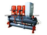 El glicol de etileno comercial/industrial/Salmuera de tornillo refrigerado por agua enfriador de agua
