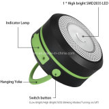 mini lampada portatile ricaricabile piegante chiara solare di modi della lanterna 3 del USB della tenda di campeggio della lanterna 1W LED per l'escursione esterna