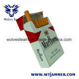 Bewegliches Zigarettenetui aufgebaut im Antennen-Handy-Signal-Hemmer