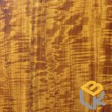 Papel impregnado da grão melamina decorativa de madeira para a mobília do fornecedor chinês