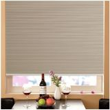 Double Honeycomb Windows Shades Blinds Non-Woven Fabric Hotel Uso