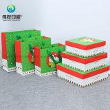Soem gedruckter Weihnachtsapple-Frucht-Drucken-verpackenkasten