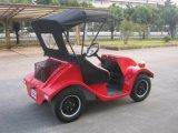 Elektrisches Miniauto des bequemen bequemen Golfplatz-1.8kw