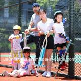 Os bens Sporting da ligação em ponte da mosca são vara de Pogo dos estoques da recreação para crianças