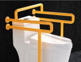Barre d'encavateur d'invalidité pour le longeron d'encavateur de toilette
