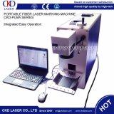 стальная машина маркировки лазера Engraver 20W