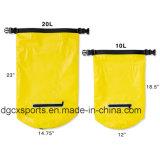 O logotipo personalizado Saco Seca Ocean Pack PVC mochila impermeável