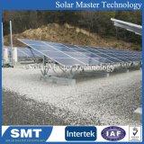 Parentesi del supporto per il sistema al suolo solare