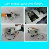 Asseguração de parafuso automática da chave de fenda elétrica Handheld com a máquina de alimentação da automatização