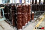 Isolants de faisceau de cavité de porcelaine de norme ANSI pour la boîte de vitesses et la sous-station