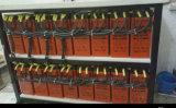 Батарея передней терминальной батареи геля тонкая для телекоммуникаций FL12-100ah