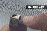 Rete dello schermo dell'insetto della vetroresina di Retardent della fiamma per il portello o la finestra