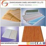 Chaîne de production décorative de plaque de gousset de PVC