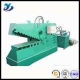 De hydraulische Scheerbeurt van het Aluminium van het Ijzer van het Staal van de Schroot Scherpe Krokodille