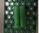 batteria di ione di litio ricaricabile delle 18650 batterie di 3.6V 2600mAh per SONY
