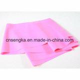 la aptitud rosada del látex de los 200*15cm congriega aptitud de las vendas del entrenamiento de la correa de la yoga