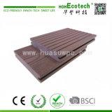 O composto de plástico de madeira piso exterior (140S25-B)