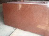 Jhansiの赤い花こう岩の平板のタイル