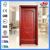Rot-hölzerne Melamin-Tür-Haut des Special-3mm