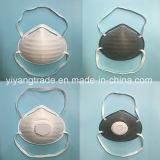 Respirador no tejido disponible Ffp3 con la válvula para la industria