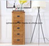 Feste hölzerne Schließfächer des Eichen-Holz-Schlafzimmer-Möbel-Schrank-5 (M-X2481)